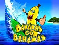 Бонус в автомате Bananas Go Bahamas