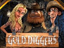 Играть на деньги в Gold Diggers